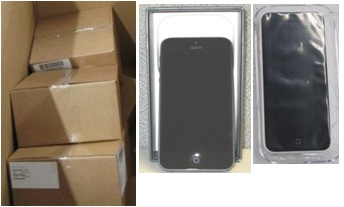 Tested Functional Defect ATT Iphone 5, 5C & 5s  - 1 Pallet, 78 lbs ( 36 units )