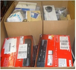 Mixed Electronics & Accessories - 1 Pallet, 420 lbs ( 317 units )