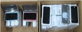 Tested Functional Defect ATT Iphone 5S/5C - 1 Pallet, 18 lbs ( 23 units )