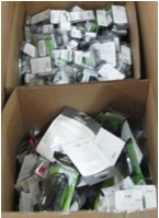 Mixed Electronics & Accessories - 1 Pallet, 94 lbs(951units)