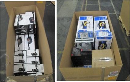 Mixed Electronics & Acc - 3 Pallets, 828 lbs - 142  units